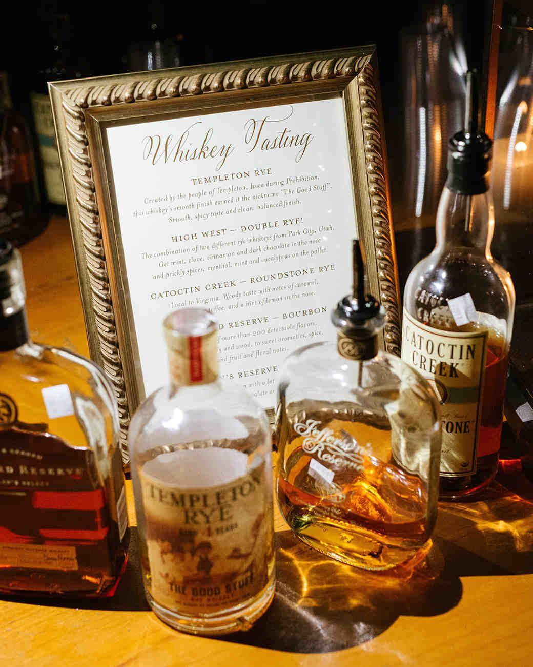 Image result for DIY whiskey tasting wedding in 2019