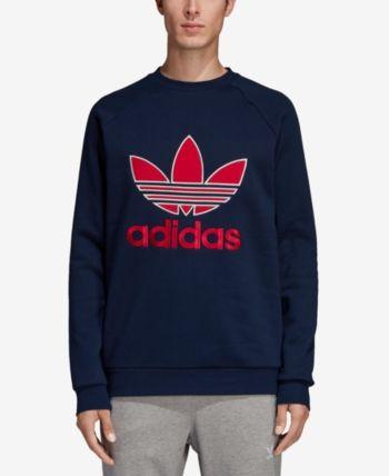 20343aa8a adidas Men Originals Logo Fleece Sweatshirt in 2019 | Products ...
