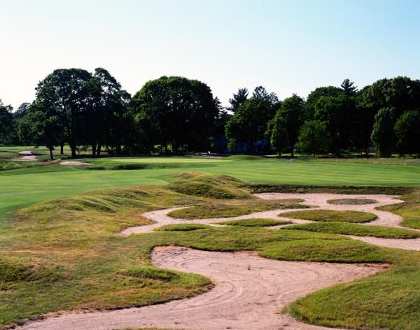 You Want Classic Then Take The Opening Hole At Garden City Golf