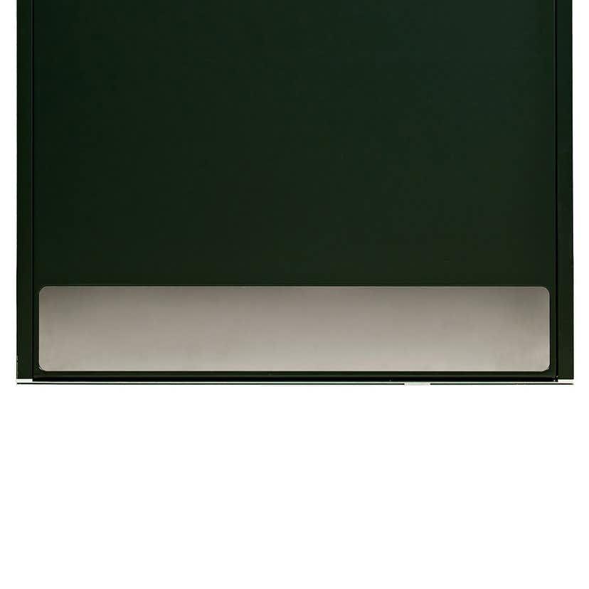 Kick plate Swedoor for Steel door 150 mm