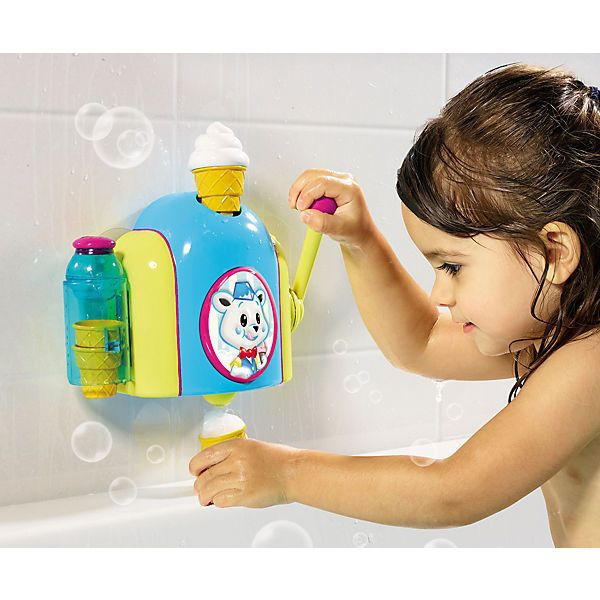 Badewannenspielzeug Blasen Neu Baby Kinder Wasserspielzeug Dusche Schaum Musik