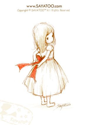 Sayatoo With Images Sweet Drawings Illustration