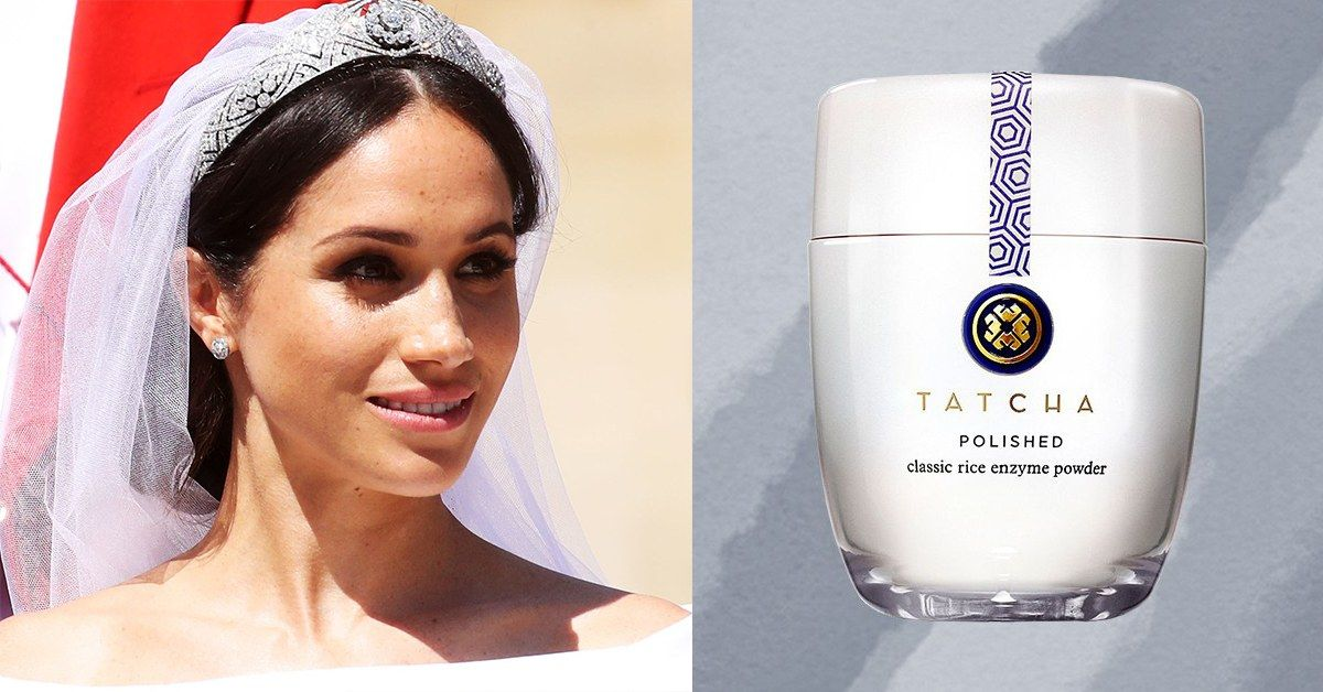 Meghan Markle S Go To Beauty Brand Is Majorly Discounted For Cyber Monday Tatcha Expensive Skin Care Products Tatcha Skincare