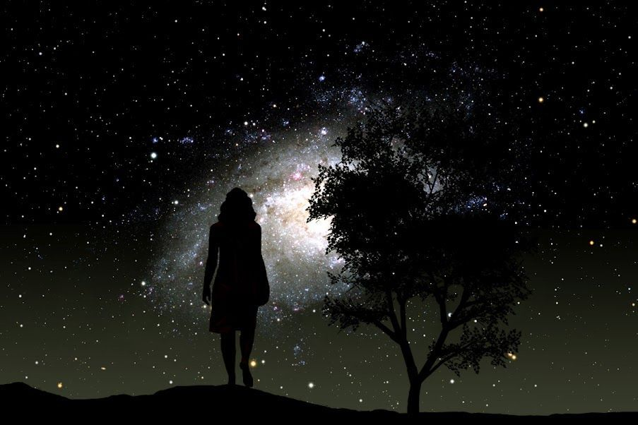 We are all starstuff, but some are StarSeeds  Some people