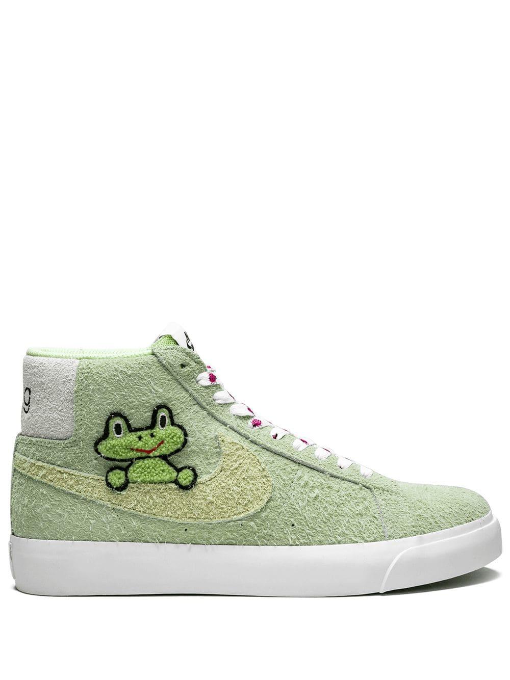 Nike X Frog Skateboards Sb Zoom Blazer