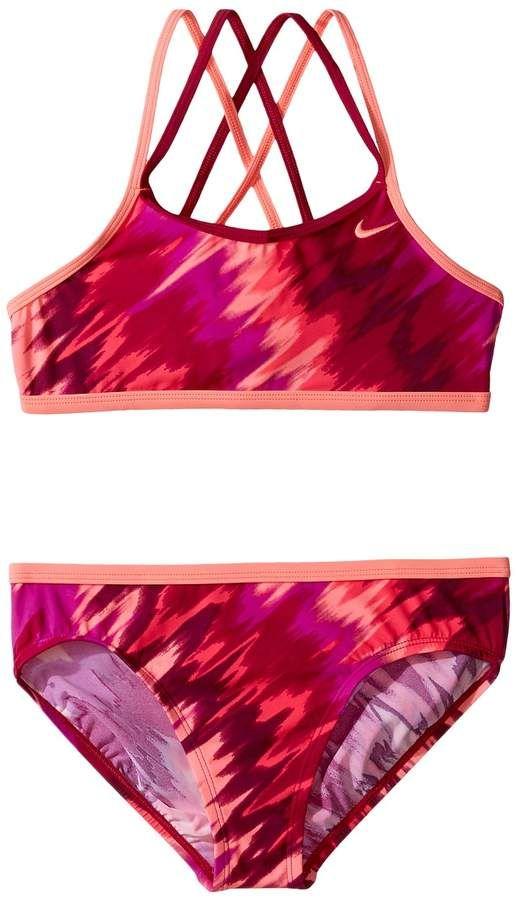 c8160cc0ab2 Nike Splash Spiderback Bikini Girl's Swimwear Sets | Products ...
