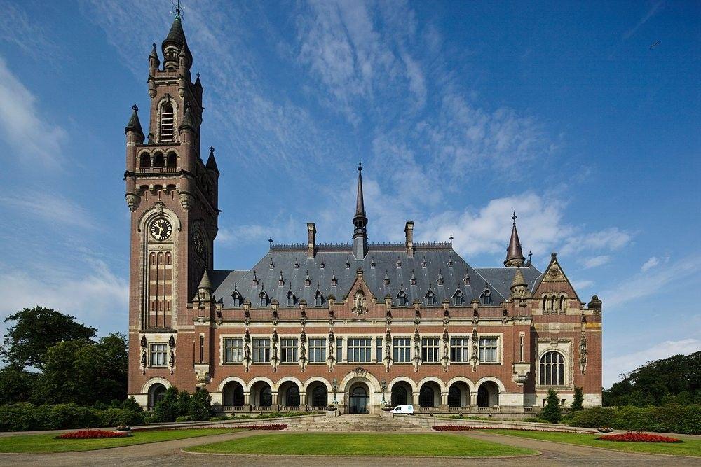Den Haag - Vredespaleis (1909-1913)