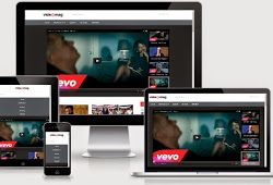 Videomag Responsive Video Blogger Template Blogger Templates Templates Gallery Website