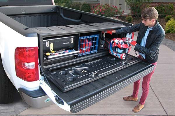 Aerobox Truck Cargo Box Truck Bed Storage Box Free Shipping Truck Bed Storage Truck Bed Storage Box Truck Cargo