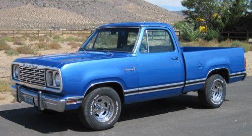 77 Dodge Truck | DODGE TRUCKS | Pinterest | Dodge trucks, Mopar and