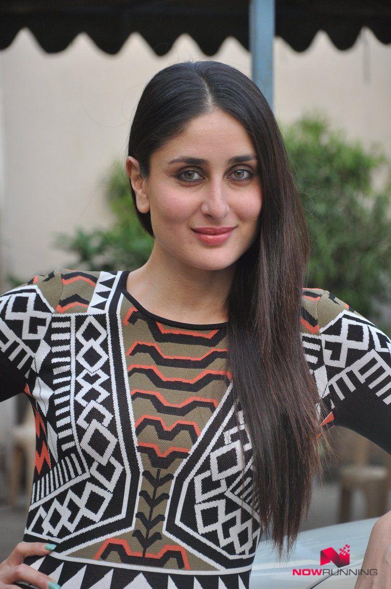 Kareena Kapoor Khan snapped during 'Bajrangi Bhaijaan ...