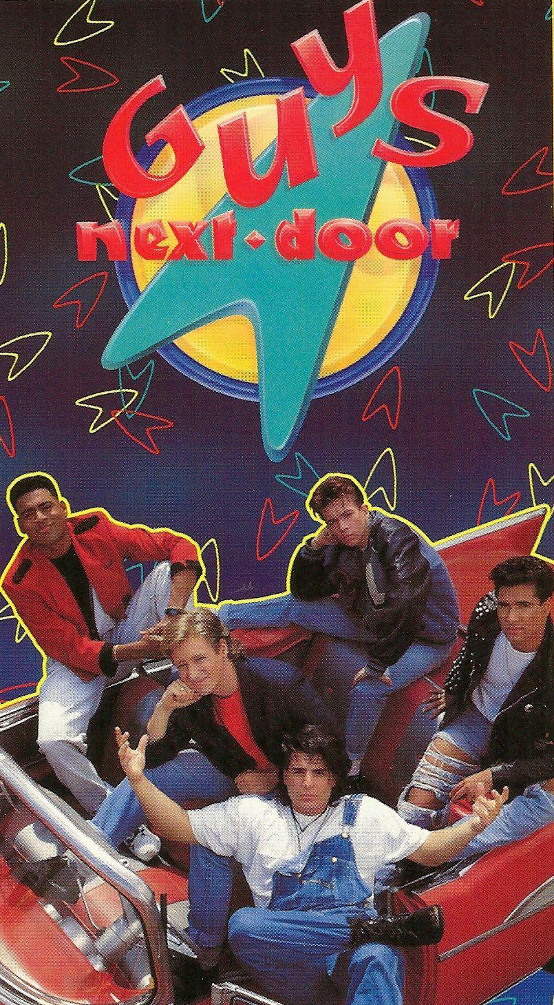 Guys Next Door VHS cover