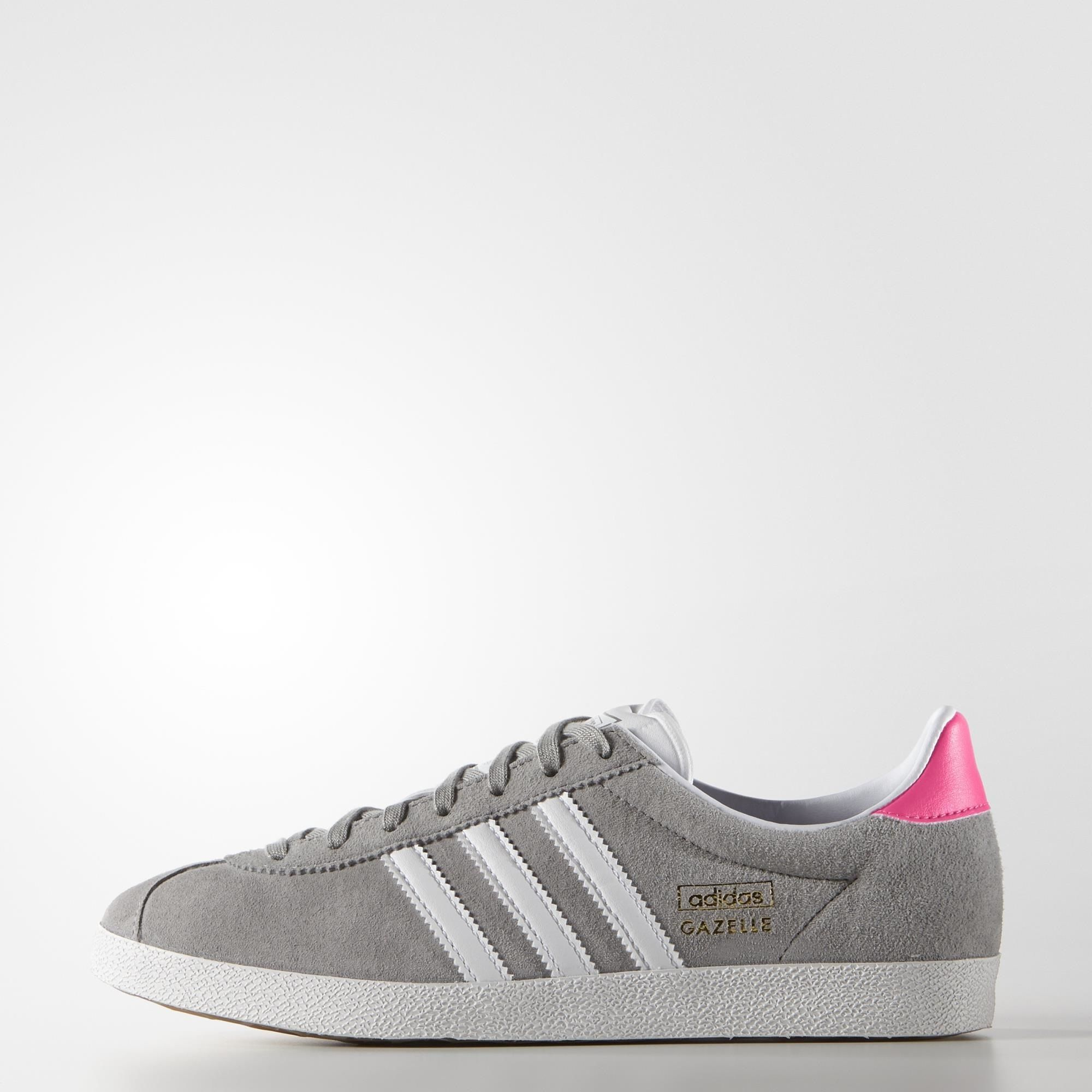 new product 196d5 4a385 adidas Gazelle OG Shoes - Grey   adidas US