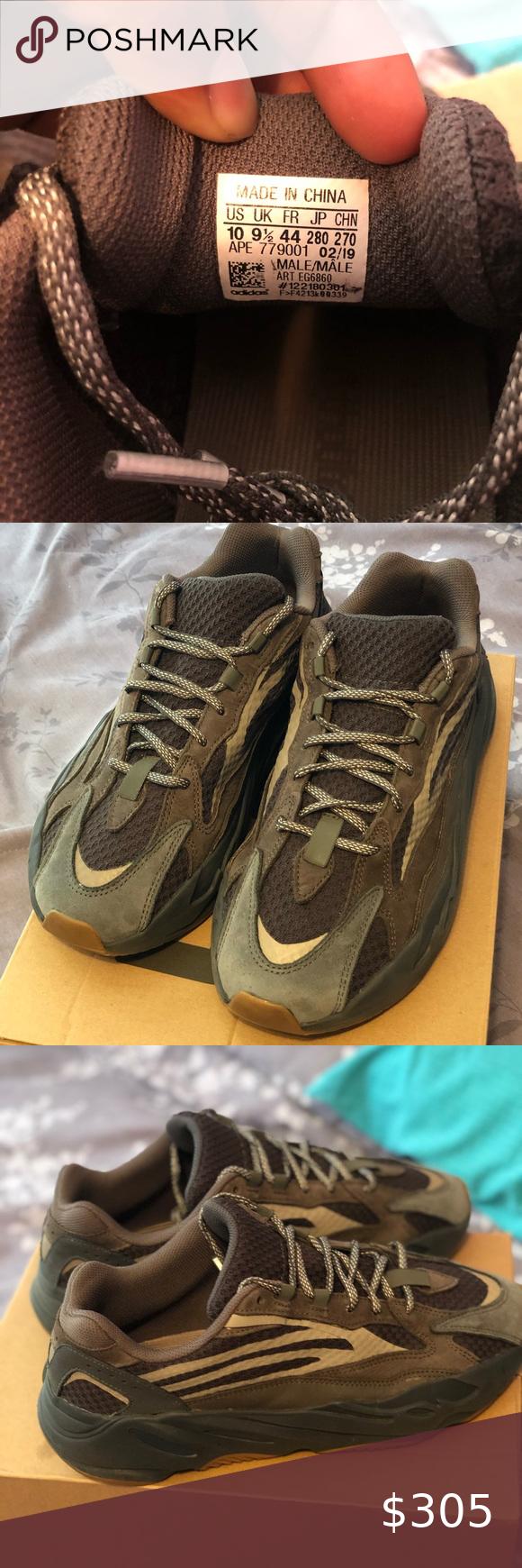 Yeezy 700 in 2020 | Yeezy, Yeezy shoes