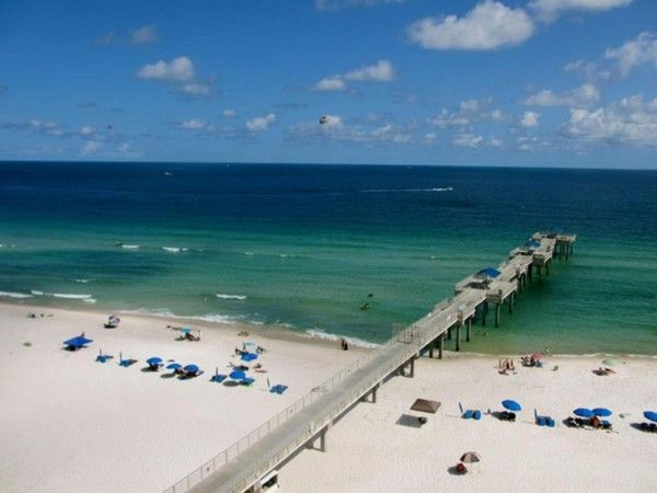 Four Seasons Of Romar Beach Has The Only Private Gulf Front Pier In Orange