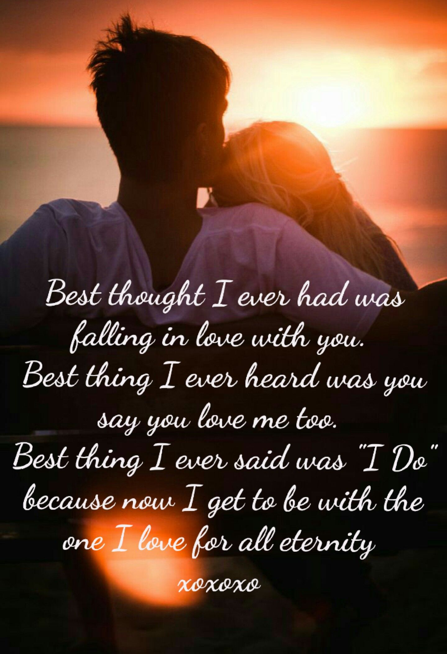 Your My World Things I Love To Tell Her Romantic Love Quotes