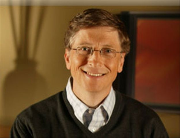 Carbon Hypocrite Bill Gates Says Only Carbon Taxes Will Stop the