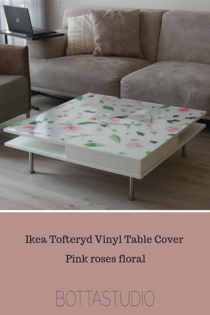 Eco Friendly And Non Toxic Pvc Cover Designed To Ikea Tofteryd Table Measurements High Quality Uv Printing Suitable For Easy Cleaning Clean With A Damp