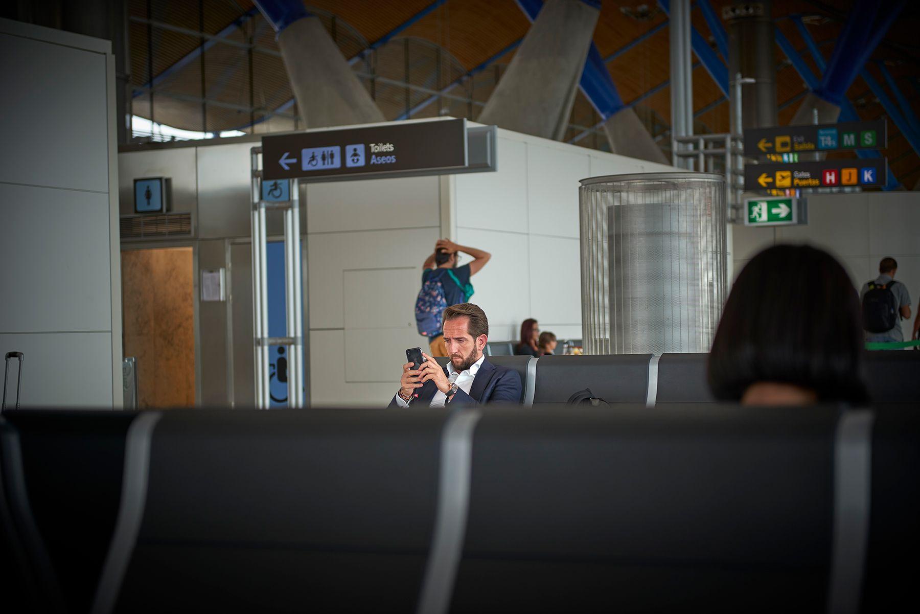 Aeropuertos 15 -las noticias en el móvil-