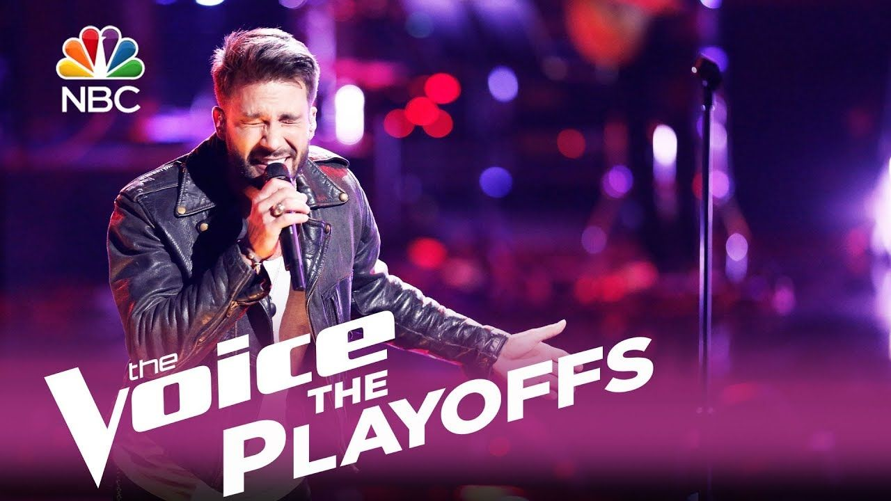 The Voice 2017 Mitchell Lee The Playoffs Heaven The Voice