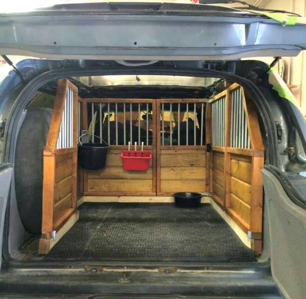 Hmm Goat Transporter Mini Horse Barn Miniature Horse Barn Horse Shelter