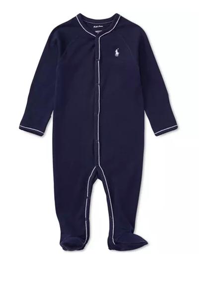 2250ca95f $16.50 (40% OFF) - Polo Ralph Lauren Ralph Lauren Baby Boys Cotton Coverall