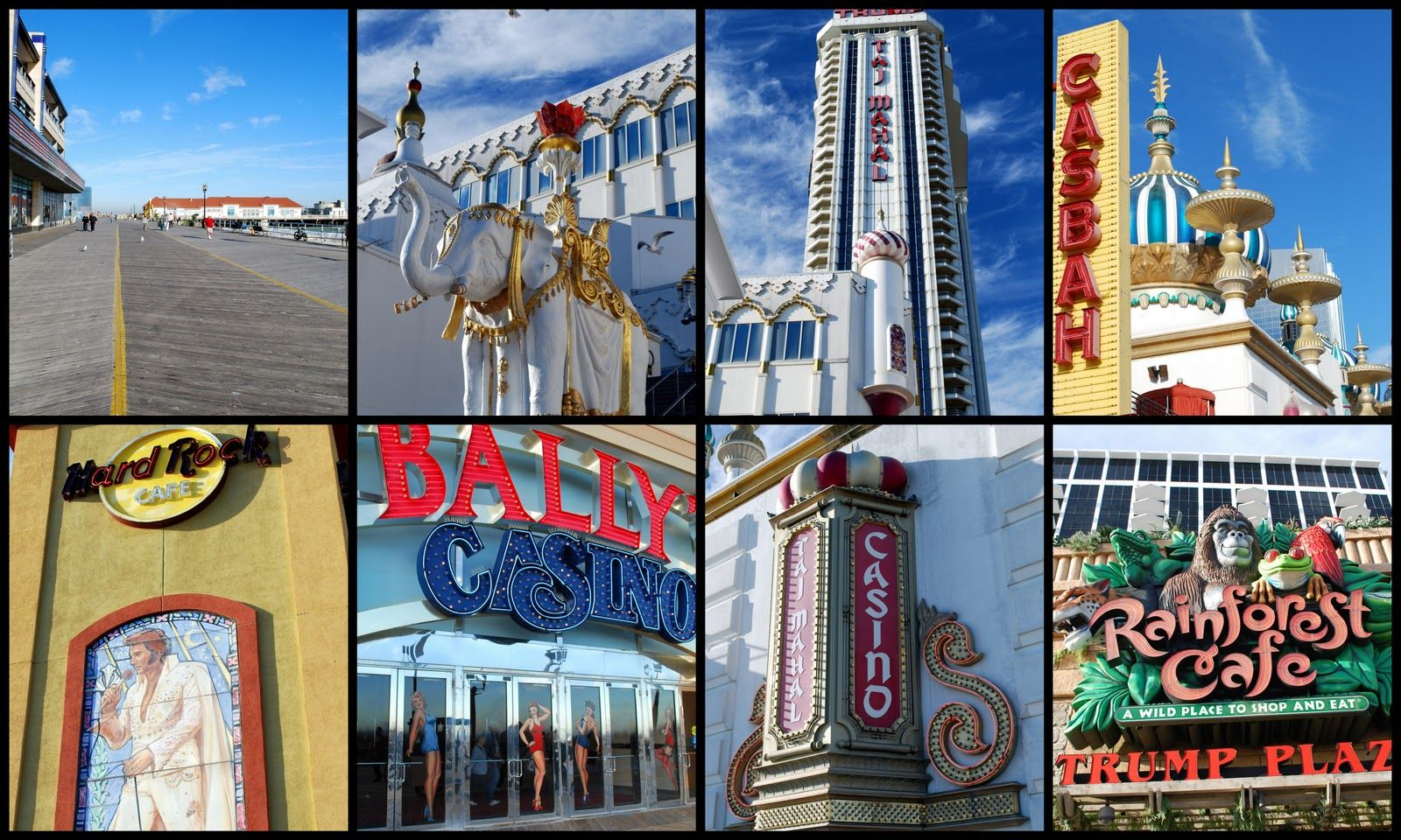 what is the weather in atlantic city this weekend