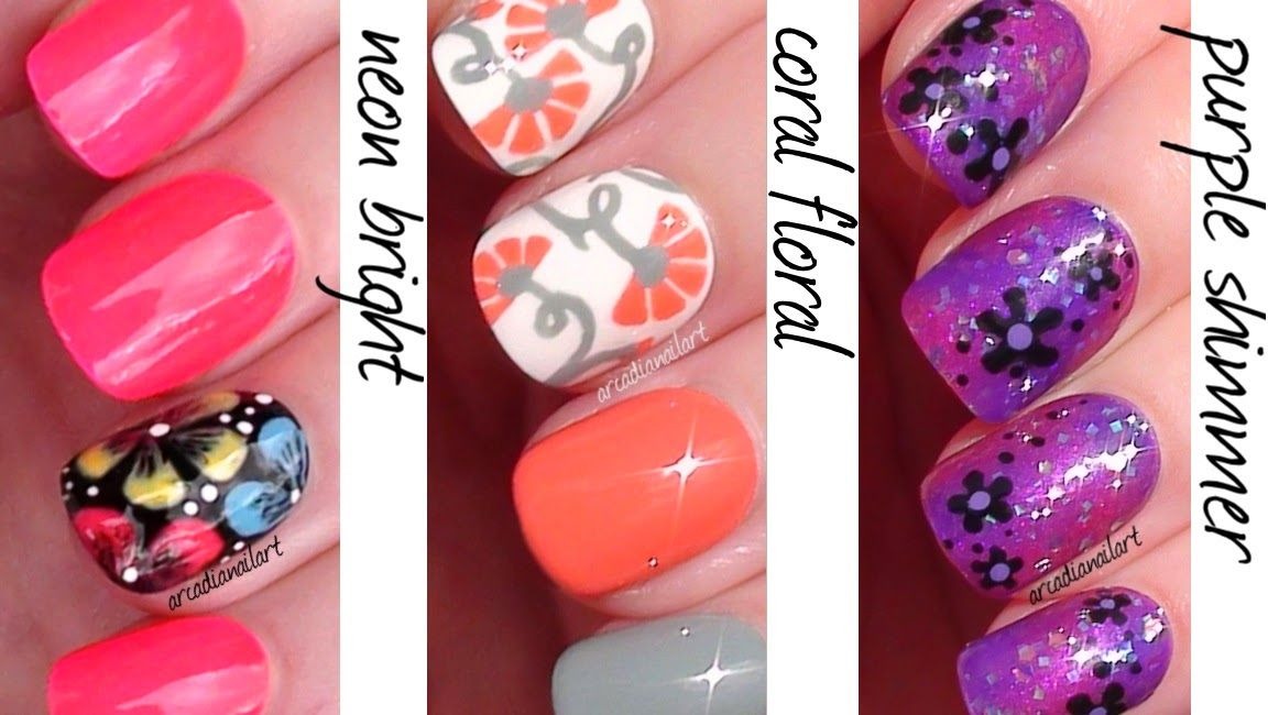 Nail Designs With Names On Them Great Nail Art Design Pinterest