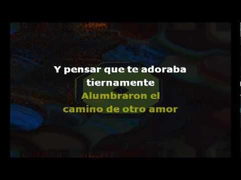 Amor De Mis Amores- La Sonora Dinamita (Karaoke) - YouTube ...
