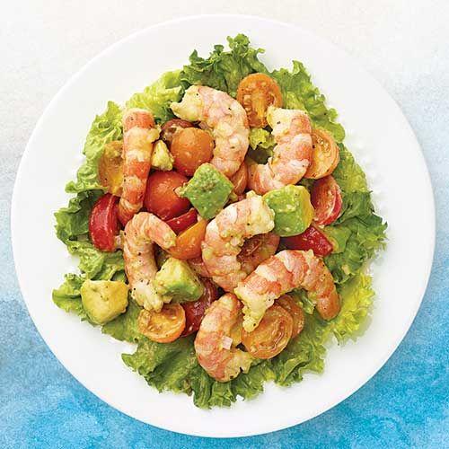 Shrimp Salad Recipes Calories