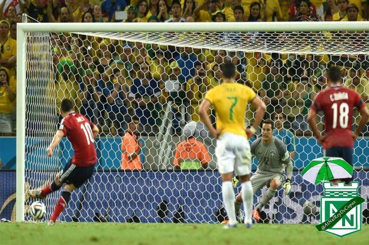Brasil 2-1 Colombia | Cuartos de Final #GraciasColombia