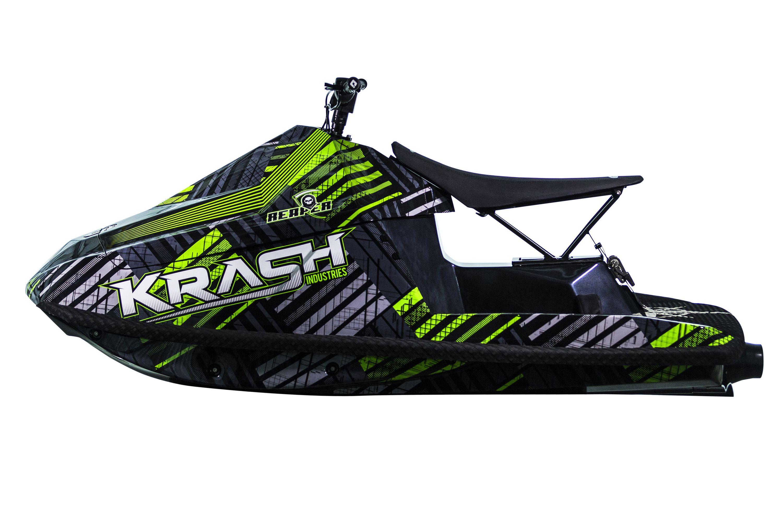2020 Krash Reaper Specs Hp Top Speed Prices Dimensions Jetdrift Jet Ski Water Crafts Reaper