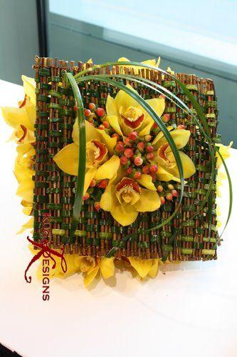 Modern Bridal Bouquet by Beth O'Reilly