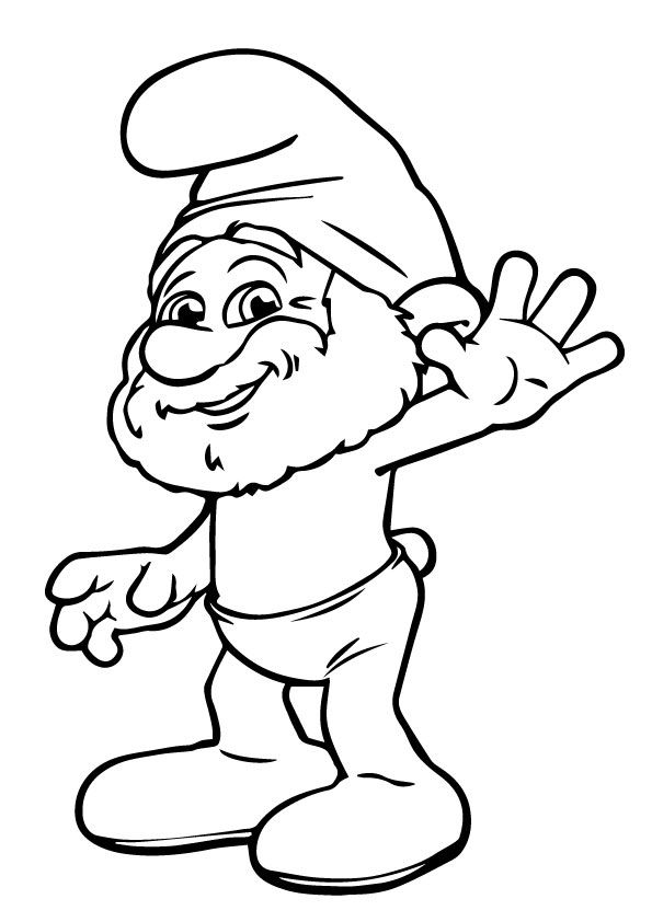 print coloring image - MomJunction | Coloring pages ...