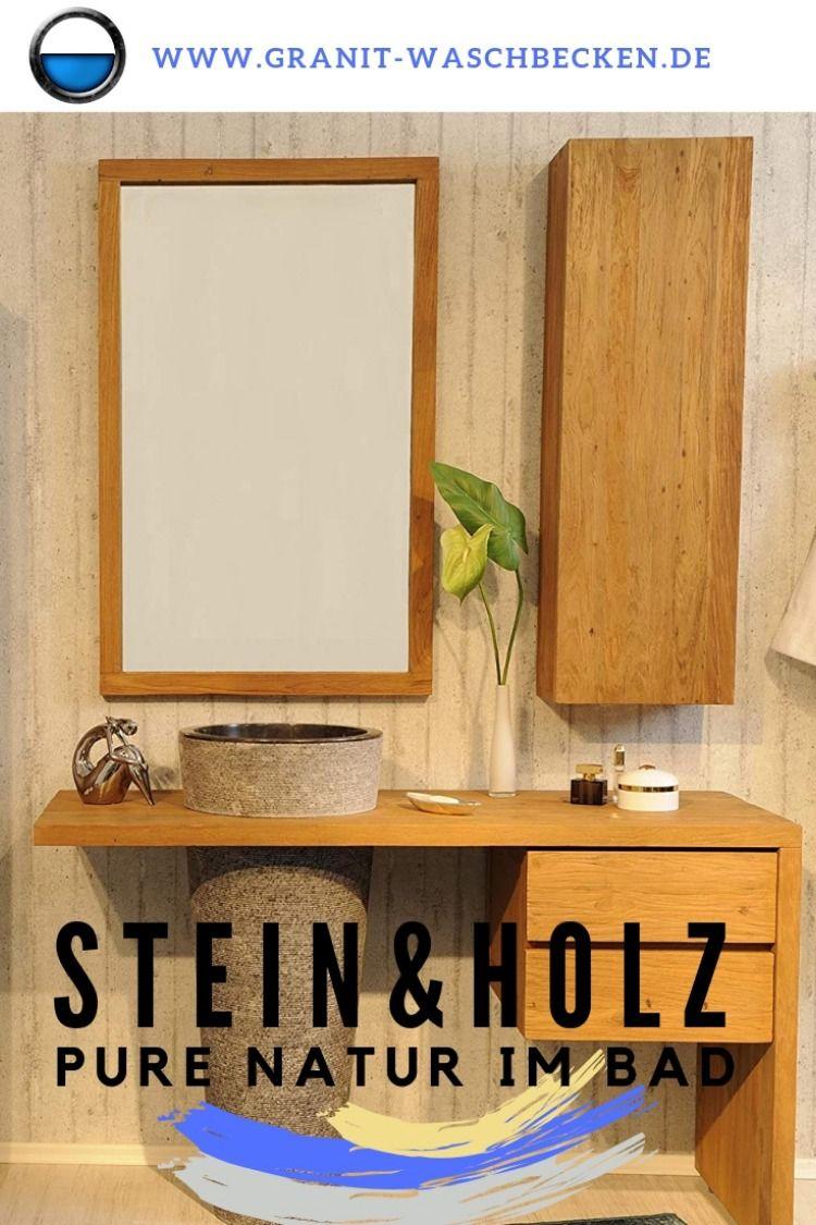 Teak Holz Badezimmer Set Waschbecken Kaufen Unterschrank Waschbecken