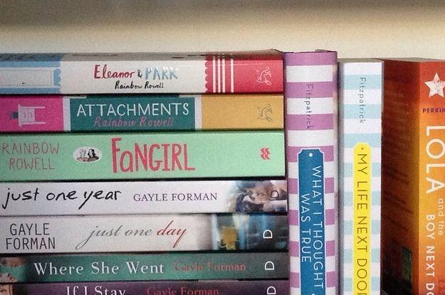 Tumblr Teen Books