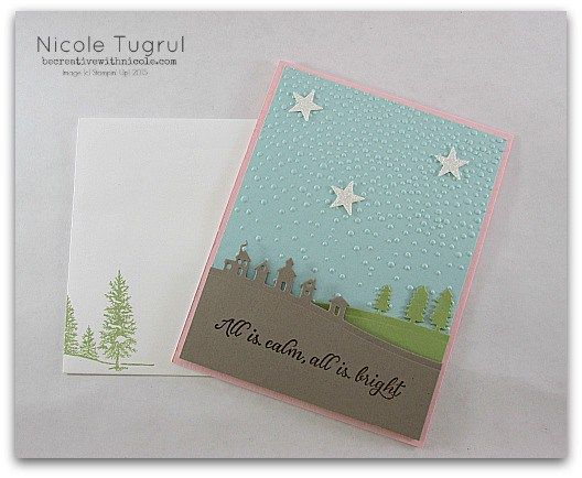 Wonderland, Sleigh Ride Edgelits, Softly Falling EF, Dazzling Diamonds Glimmer Paper, Itty Bitty Accents Punch Pack