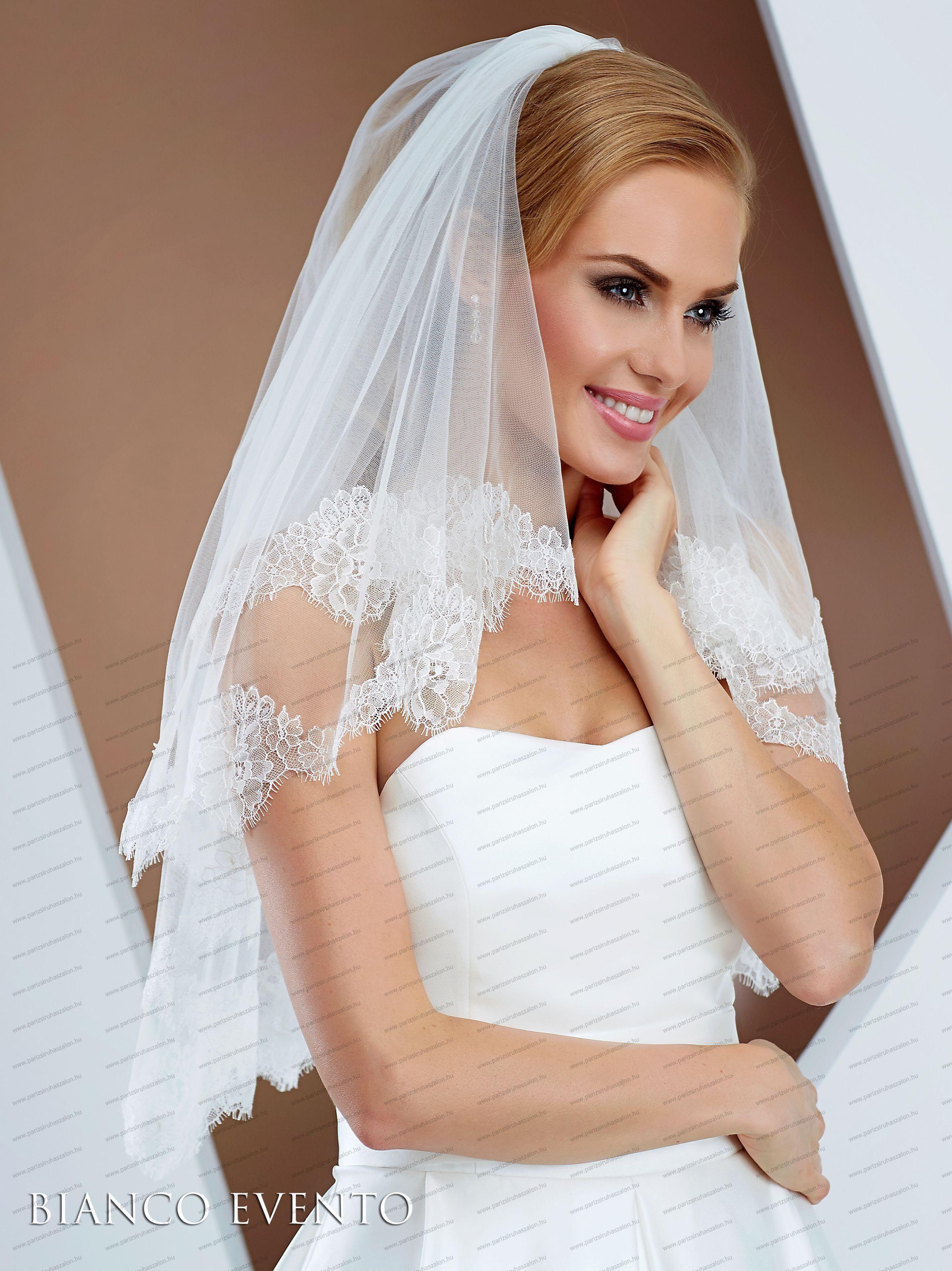 fbd0223ff3 Menyasszonyi Fátyol S169   Olasz esküvői és alkalmi ruhaszalon ...
