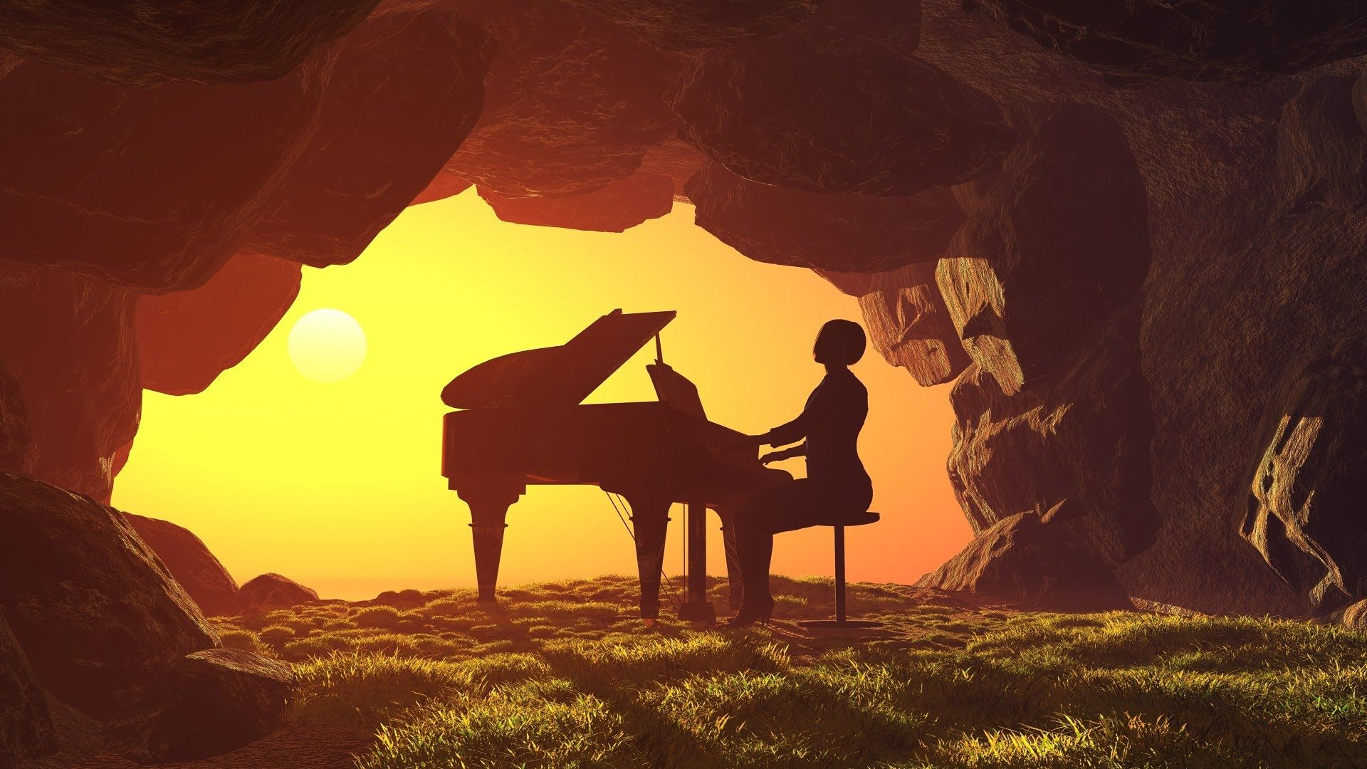 Relaxing Piano Music: Meditation Music, Soothing Music, Relaxing Music, ...