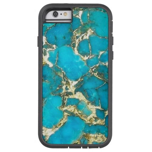 """Turquoise Phone Case"" iPhone 6 Case"