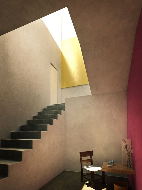 3d Create Your Own Room: A Room Of One's Own. [Image: Lasse Rode, Luis Barragán