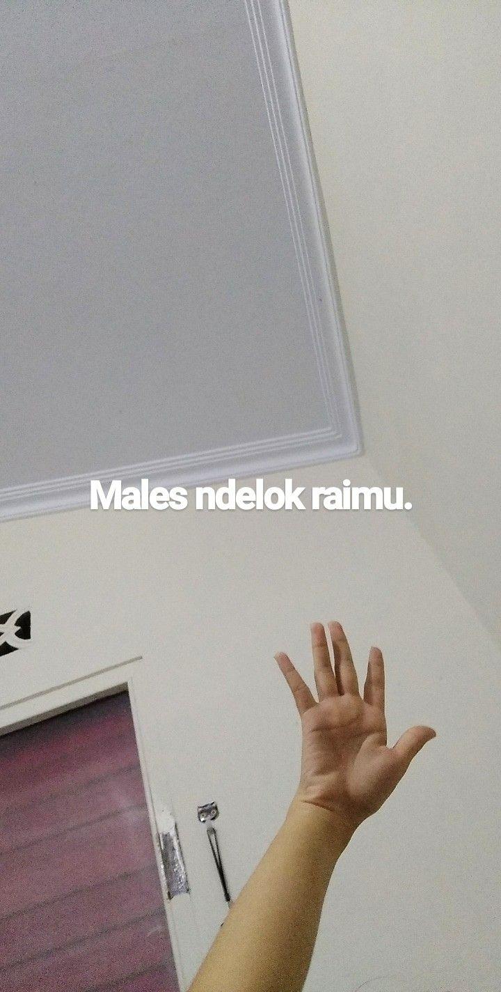 Pin Oleh Somsomi Anggriani Di Jowo Ambyar Kutipan Humor Kata