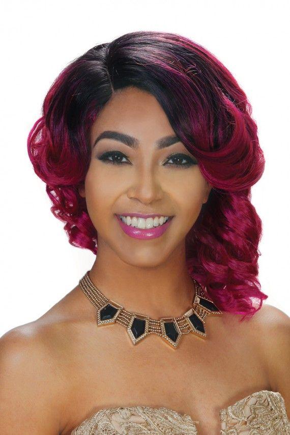 Zury Sis Diva Deep Lace C Part Wig DIVA H