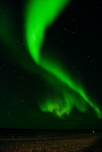 Yellowknife Canada Northern Lights Best Time See