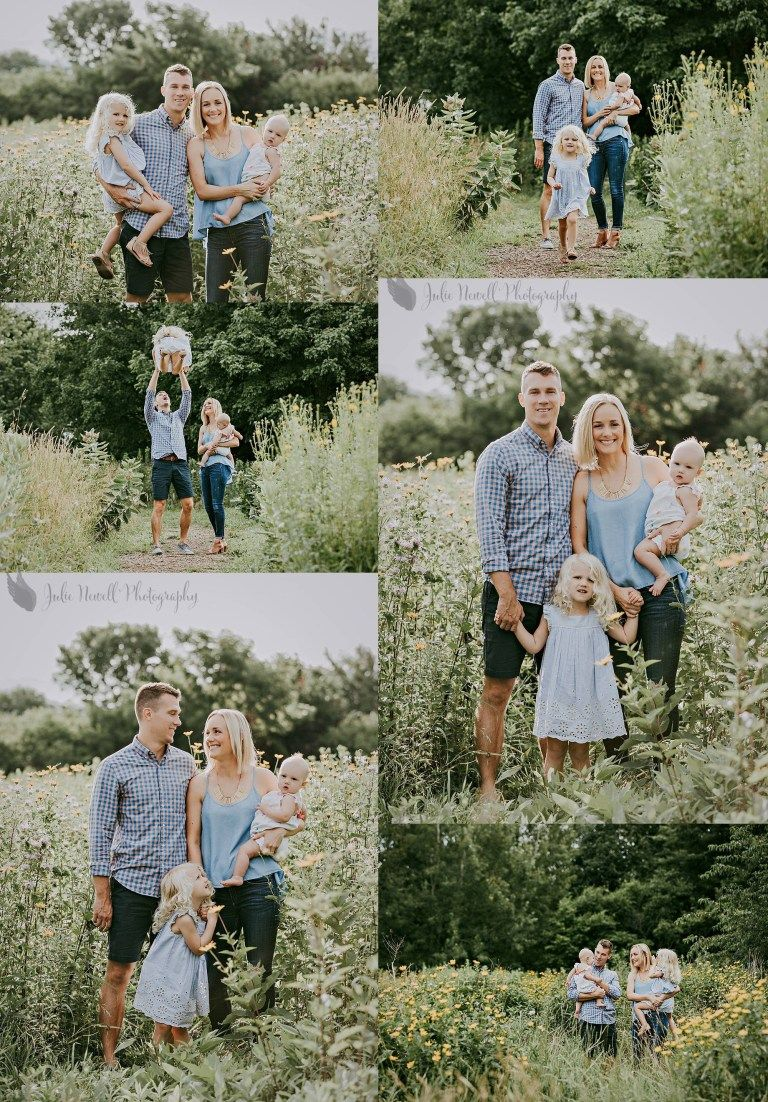 The Nelson Family | Chicago Family Photographer - Julie Newell Photography