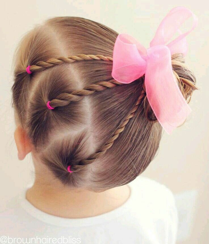 Toddler Girl Hairstyles Amazing Pintsr Services Trendy On Hairstyles For Little Girls