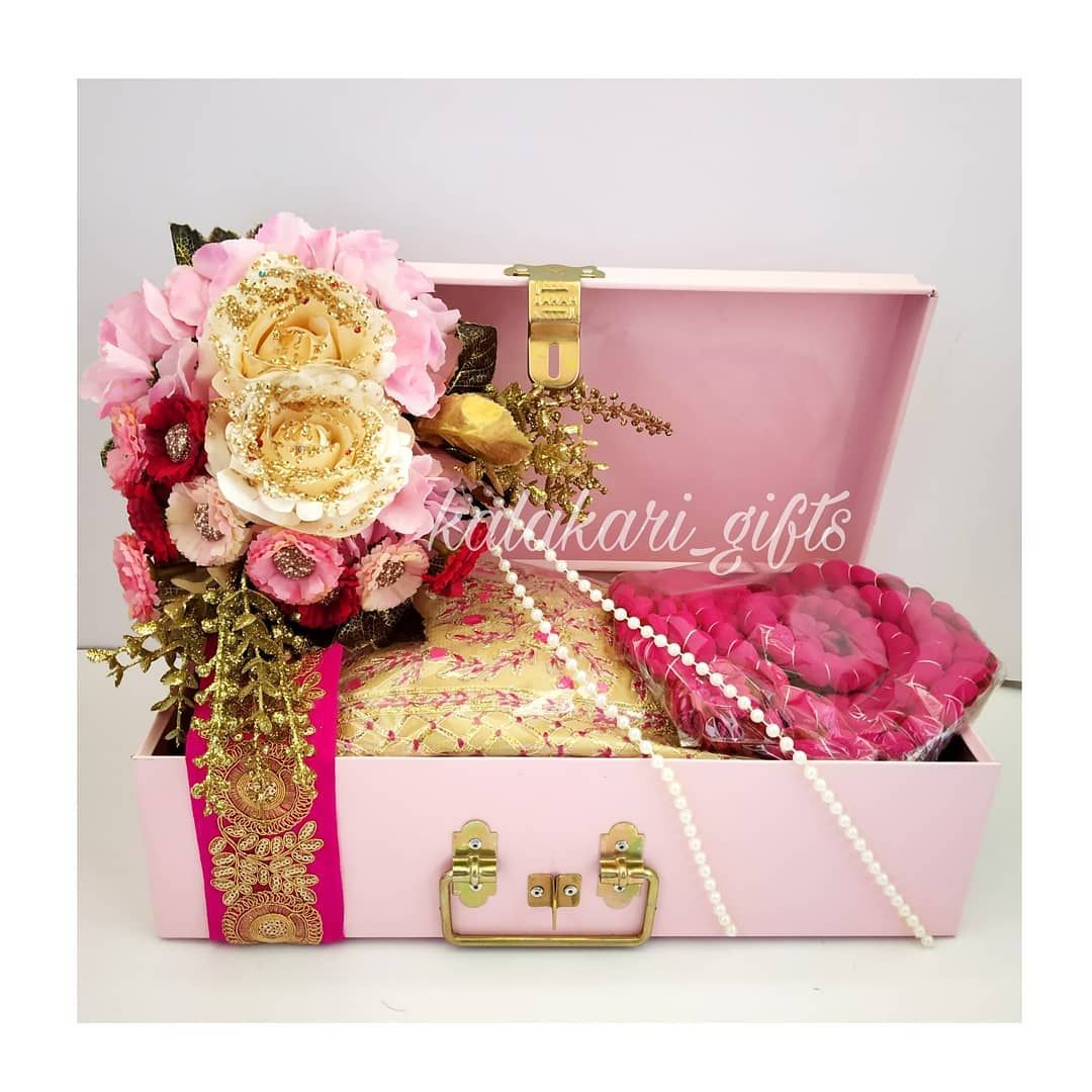 Trunk Hampers Kalakarigifts Hamper Boxes Gift Hampers Trousseau Packing