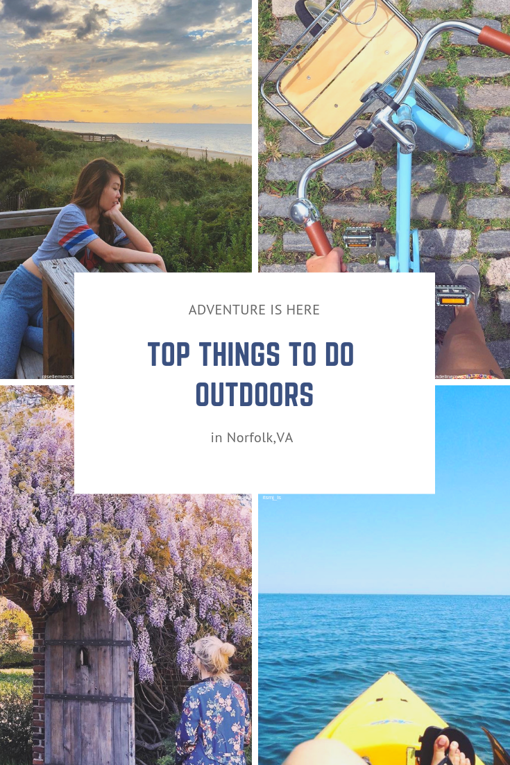 Best Outdoor Things to Do in Norfolk, VA | Things to do, Norfolk beach,  Hiking in virginia
