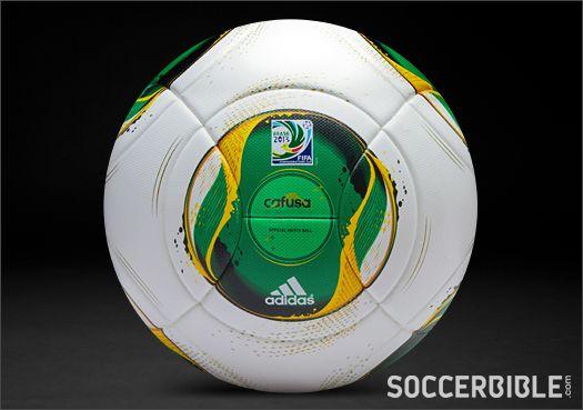 c0951ec878bae Confederations Cup 2013 Match Ball - Adidas CAFUSA -