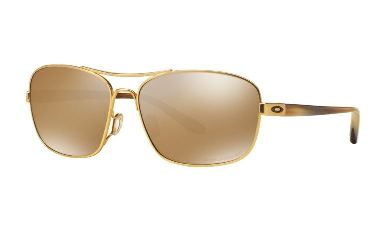 c44429ba5eb Buy Oakley sunglasses for Womens Sanctuary with GOLD SATIN frame and  TUNGSTEN IRIDIUM POLARIZED lenses. Discover more on Oakley US Store Online.
